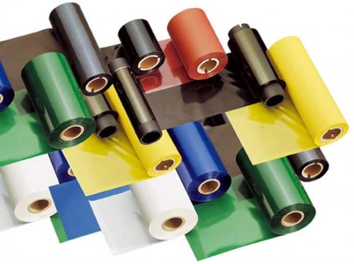 Thermal-transfer foils for all printers at Ulrich Etiketten